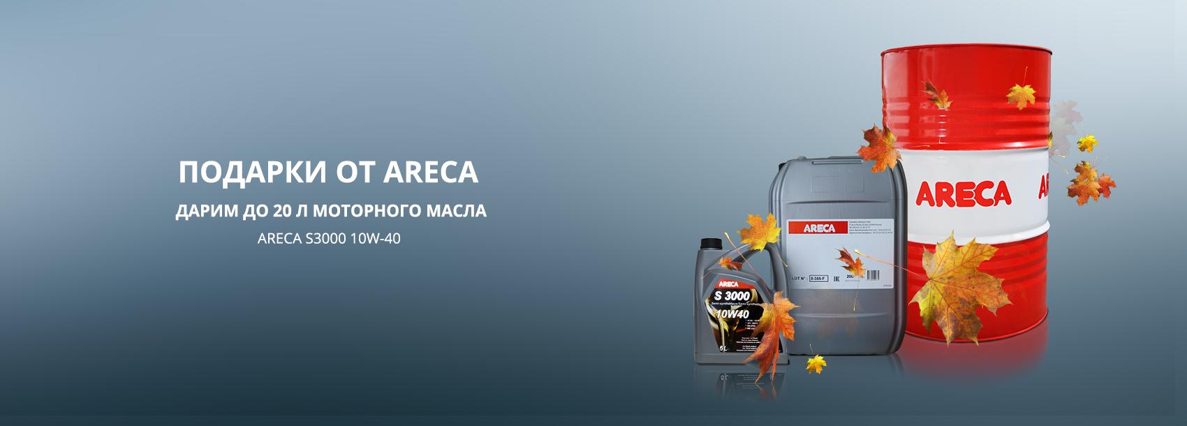 Выгодное предложение от Areca!