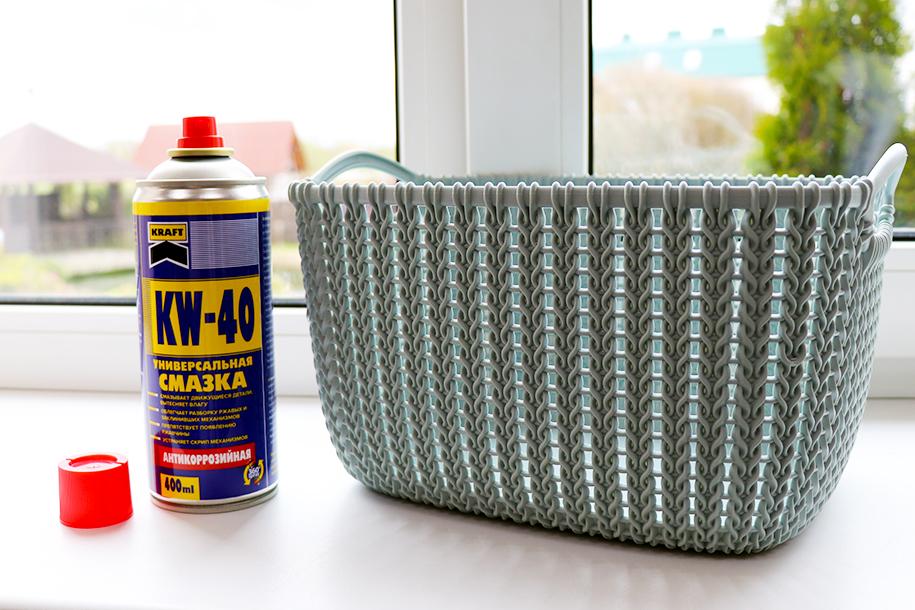 10 способов необычного применения KW-40