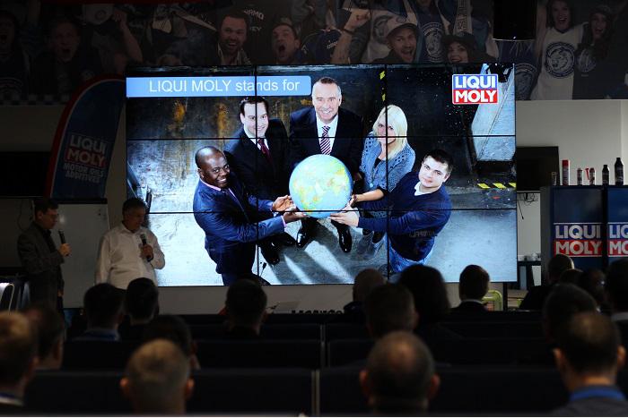 Ежегодный технический семинар LIQUI MOLY собрал почитателей бренда со всей Беларуси