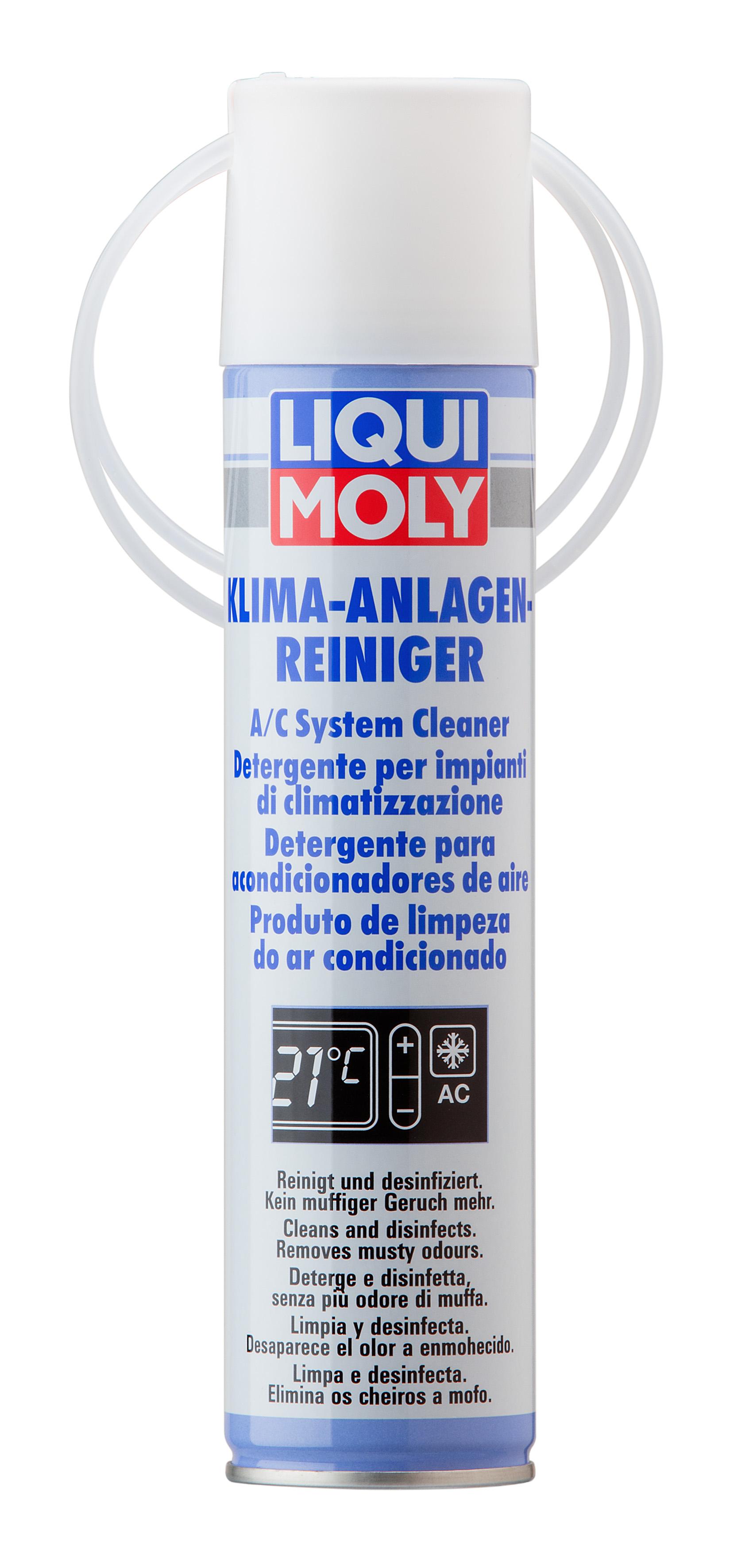 Очиститель системы кондиционирования Klima-Anlagen-Reiniger 250мл 4087