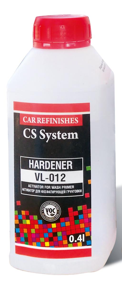 Активатор к фосфатирующей грунтовке СS System Hardener ВЛ-012, 0,4л 85103.1