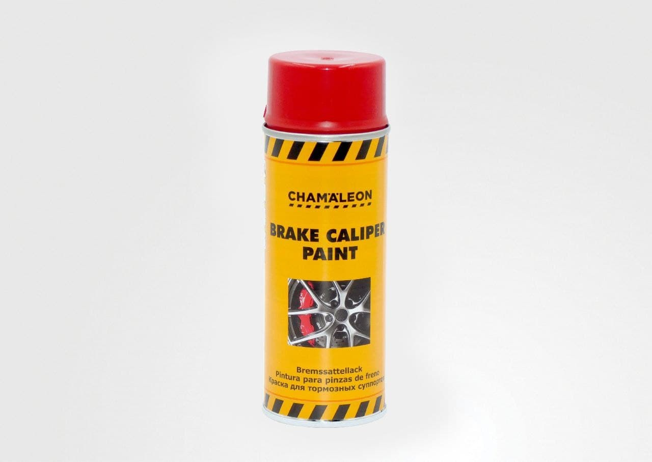 Краска для тормозных суппортов красная 400мл 26611