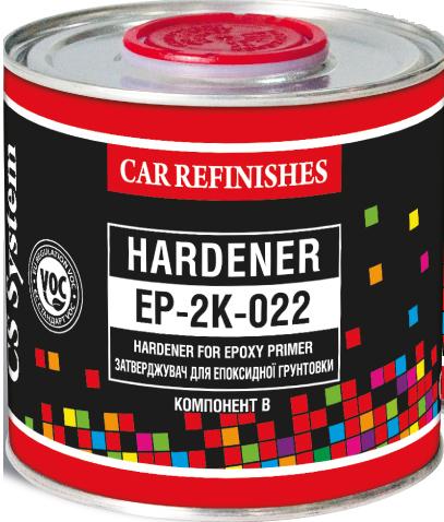 Отвердитель к эпоксидной грунтовке СS System Hardener ЕП-2К-022, 0,25 л 85087.1