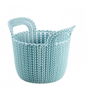 Корзинка для мелочей KNIT цвет синий 03671-X60-00