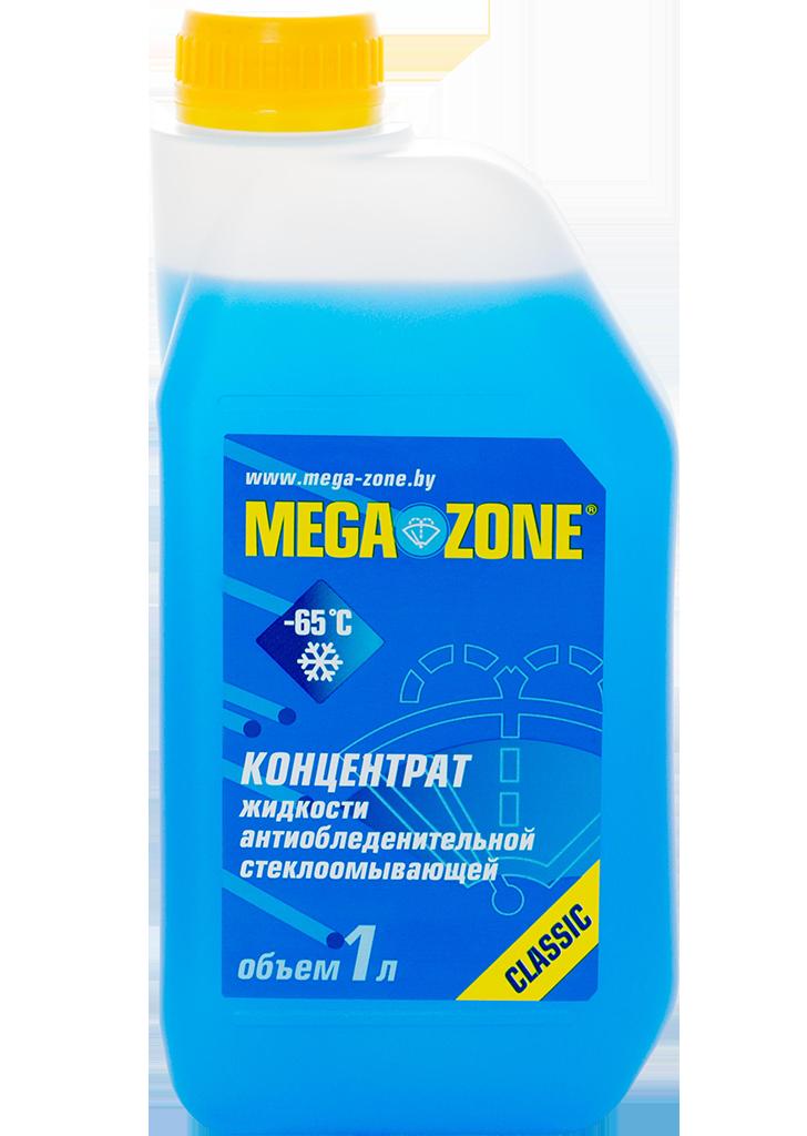Концентрат MegaZone зимний -65 1л, Литва 9000003