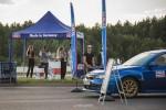 С ног на голову! Прошел 2-й этап Subaru Cup