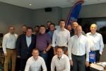 Суханов Вячеслав, учредитель холдинга OBK GROUP, побывал на встрече партнеров Liqui Moly