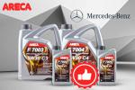 Areca получила официальные допуски Mercedes-Benz