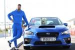 5-й этап Subaru Cup пройден!