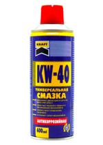 Универсальная смазка KW-40 ТМ 'KRAFT'  в аэрозольной упаковке  400 мл KF002