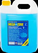 Стеклоомыватель MegaZone Classic зимний -20 4л, Литва синий, Канистра 9000063