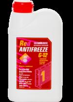 Антифриз MegaZone красный G12 -35 1кг 9000036