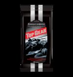 Влажные салфетки для салона №30 TOP GEAR 48039