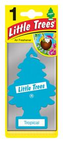 'Little Trees Тропические фрукты' Ароматизатор для салона авто подвесной 78025