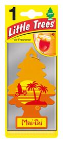 'Little Trees Май Тай' Ароматизатор для салона авто подвесной 78095