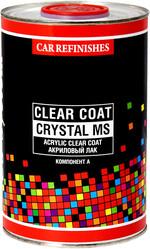 Акриловый лак  CS System CLEAR COAT  CRYSTAL MS   (компонент 'А') 0,5 л 854732