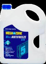 Антифриз MegaZone синий G11 -35 5кг, РБ 9000021