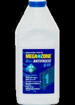 Антифриз MegaZone синий G11 -35 1кг, РБ 9000027