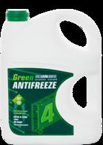 Антифриз MegaZone зеленый -35 4кг 9000031