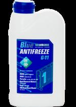 Антифриз MegaZone синий G11 -35 1кг 9000035