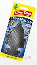 'Little Trees' Держатель ароматизатора для салона авто черный СНЯТ 9961