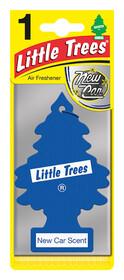 'Little Trees Новое авто' Ароматизатор для салона авто подвесной 78005