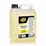 Ас-3405 Химчистка пенная Clean Interior, концентрат 1:3-1:10, 5 кг. Ас-3405
