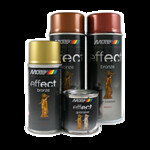 Аэрозольная краска Deco Бронза-эффект цвет золота 400мл 303001