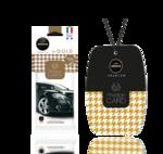 Ароматизатор воздуха на бумажной основе Aroma Car PRESTIGE CARD Gold 92666