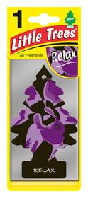 'Little Trees Релакс' Ароматизатор для салона авто подвесной 78072