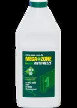 Антифриз MegaZone зеленый -35 1кг, РБ 9000028