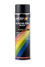 1K Texture Spray Black 500ml 04123