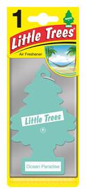 'Little Trees Океан' Ароматизатор для салона авто подвесной 78098