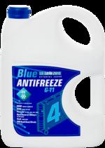 Антифриз MegaZone синий G11 -35 4кг 9000032