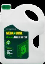 Антифриз MegaZone зеленый -35 5кг, РБ 9000022