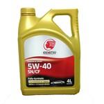 IDEMITSU 5W-40 SN/CF F-S 4л 30015046-746000020
