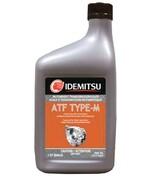IDEMITSU ATF TYPE M, банка 0,946л 10113042P