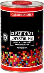Акриловый лак  CS System CLEAR COAT CRYSTAL HS (компонент 'А') 0,5 л 854718