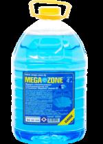 Стеклоомыватель MegaZone Classic зимний -20 4л, Литва синий, ПЭТ 9000065