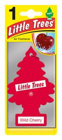 'Little Trees Вишня' Ароматизатор для салона авто подвесной 78019